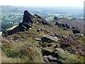 SK0162 : On Ramshaw Rocks by Graham Hogg