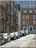 TQ3382 : Elder Street, Shoreditch by Stephen McKay
