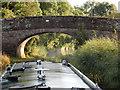 SO9363 : Approaching Bridge 38, Worcester & Birmingham Canal by Stephen McKay
