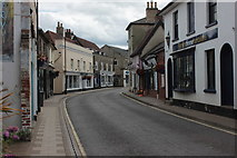 TM3863 : Saxmundham High St by Robert Eva
