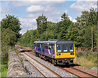 NY6565 : Trains at Greenhead - August 2016 (1) by The Carlisle Kid