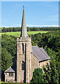 NY6565 : St Cuthbert's Church, Greenhead - August 2016 (1) by The Carlisle Kid