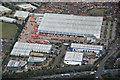 TQ0178 : Langley : Heathrow Worldwide Distribution Centre by Lewis Clarke