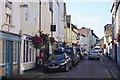 ST7593 : Market Street, Wotton-under-Edge by Bill Boaden
