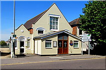 SZ1593 : Salvation Army Church, Christchurch by Jaggery