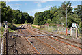 NY6665 : Blenkinsop crossing - Greenhead (August 2016 - 1) by The Carlisle Kid