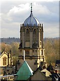 SP5105 : Tom Tower in Oxford by Steve Daniels