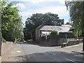 SJ4287 : Woolton Hill Road by Sue Adair