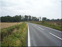 SK1634 : A515 towards Ashbourne by JThomas