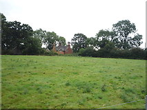 SK1433 : Grazing off Flackets Lane by JThomas