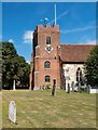 TM0006 : Church of St Thomas, Bradwell-on-Sea by Julian Osley