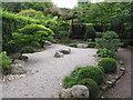 SJ7991 : Japanese garden, Walkden gardens, Sale by David Hawgood
