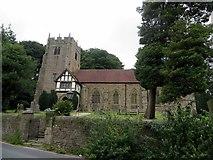 SD4964 : St. Wilfrid's, Halton by Philip Platt