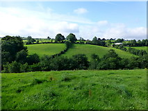 H4657 : Aghafad Townland by Kenneth  Allen