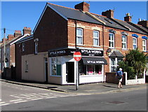 SX9192 : Styleworks, St Thomas, Exeter by Jaggery
