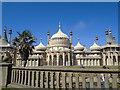 TQ3104 : Brighton Royal Pavilion by Paul Gillett