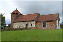 TA0015 : St Andrew's Church in Bonby by Mat Fascione