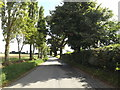 TM0271 : Finningham Road, Walsham Le Willows by Adrian Cable
