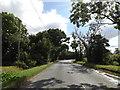 TM0570 : B1113 Walsham Road & footpath by Geographer
