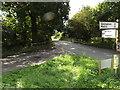 TM0669 : Gislingham Road, Finningham by Geographer