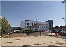 SJ9300 : Hospital Centre by Gordon Griffiths