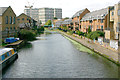 TQ3583 : Hertford Union Canal from Grove Road Bridge by David Kemp