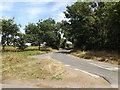 TL9670 : Wyken Road, Langham by Adrian Cable