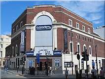 NZ2464 : The o2academy, Westgate Road / Clayton Street, NE1 by Mike Quinn