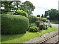 SC4180 : Halfway House request stop, Manx Electric Railway by Christine Johnstone