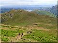 NY4017 : Hart Crag descent off Place Fell by Mick Garratt
