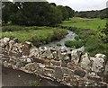 SM8026 : Stone Bridge by Alan Hughes