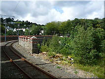 SC4384 : Viaduct over Church Hill and Lower Pencell, Laxey by Christine Johnstone