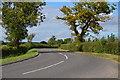 TF0397 : Bend in B1205 Waddingham Road by Julian P Guffogg