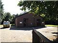TM0890 : New Buckenham Telephone Exchange by Adrian Cable