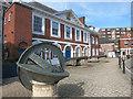 SX9192 : Custom House, Exeter Quay by Des Blenkinsopp