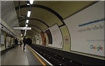 TQ2982 : Warren Street Underground Station (Northern Line) by N Chadwick