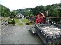 SC4384 : Former washing floors, Great Laxey Mine by Christine Johnstone