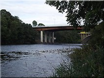 SD4964 : New bridge over the River Lune nearing completion by Tim Glover