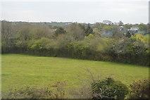 SW7545 : Farmland near Jolly's Bottom by N Chadwick