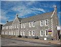 NJ9409 : Second Scottish Field Hospital HQ, Gordon Barracks by Bill Harrison