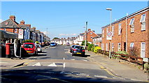 SX9091 : Wardrew Road, Exeter by Jaggery