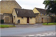 SU2199 : Public convenience, Burford Street, Lechlade-on-Thames, Glos by P L Chadwick
