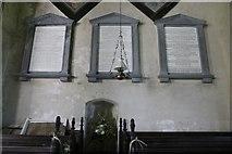 SO2459 : Family Memorials by Bill Nicholls