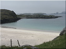NB1340 : Beach at Bostadh by M J Richardson