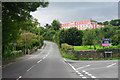SD3976 : Allithwaite Road passing the Miners' Convalescent Home by Bill Boaden
