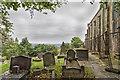 SO9590 : Churchyard of St John the Evangelist by David P Howard