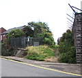 ST3089 : Barrack Hill  electricity substation, Newport by Jaggery
