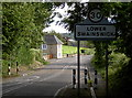 ST7667 : Slowing for Lower Swainswick by Neil Owen