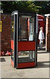SO9568 : K7 Telephone Kiosk by John M
