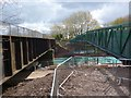 ST3085 : Maesglas Road bridge reconstruction(2) by Robin Drayton